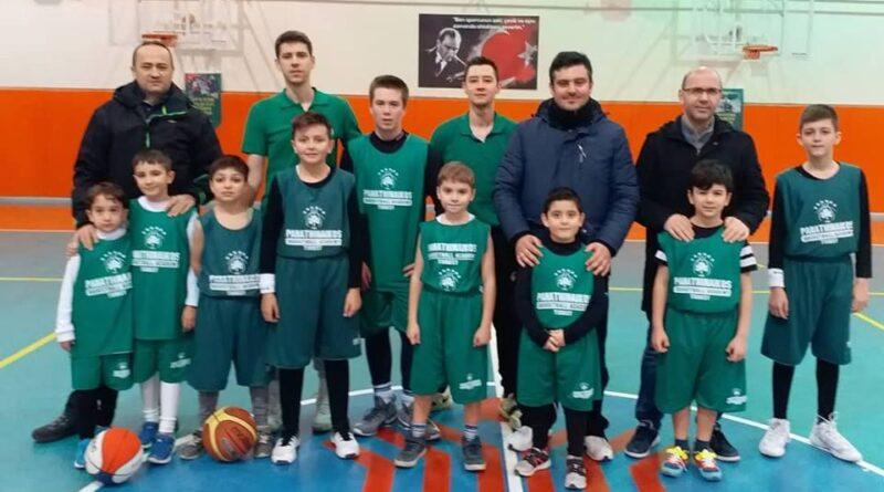 Çorlu Panathinaikos Basketbol Okulu