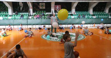 Panathinaikos Basketbol Akademi Yaz Okulu