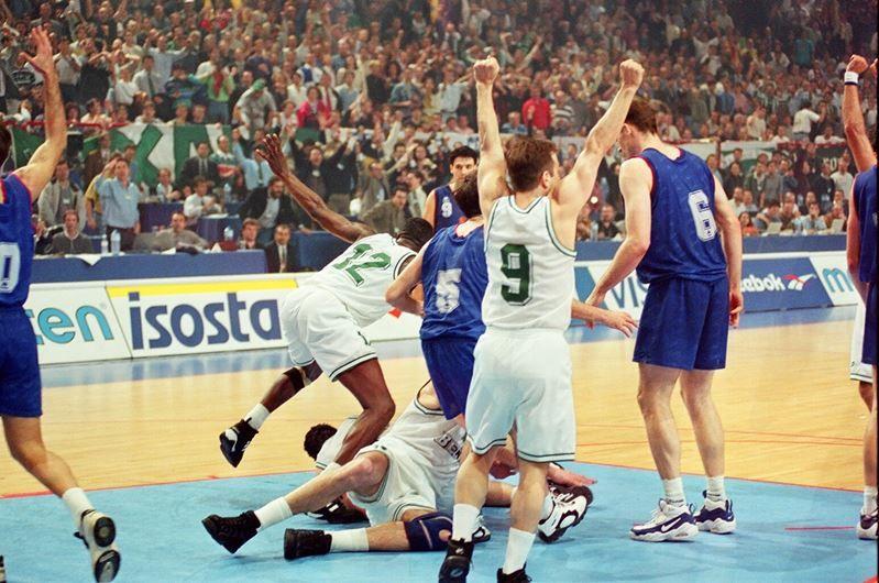 1996 Yılı Kıtalararası Kupa Şampiyonu Panathinaikos