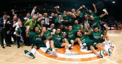 2009 euroleague şampiyonu panathinaikos basketbol