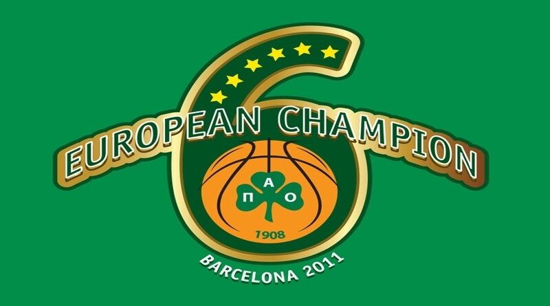 6 Euroleague Şampiyonluğu