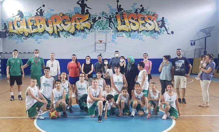Lüleburgaz Panathinaikos Basketbol Yaz Dönemi